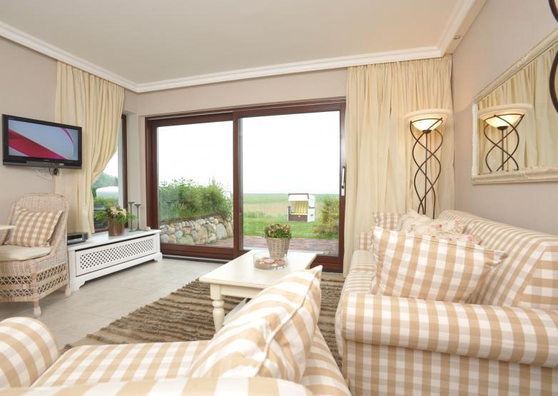 sylt ferienwohnung mieten watt idyll morsum my sylt. Black Bedroom Furniture Sets. Home Design Ideas